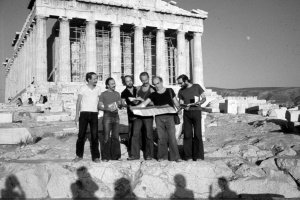 Portuguese architects in Greece