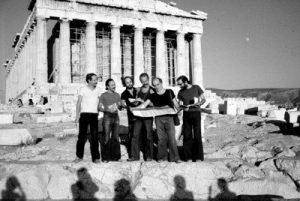 Acropolis, Athens, 1976