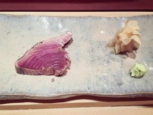 "The ""Sushi Ya"" experience"