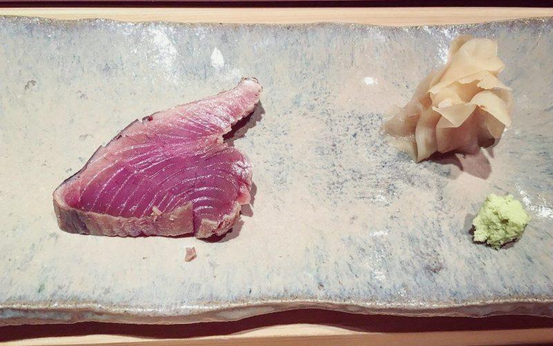 "The ""Sushi Ya"" experience."