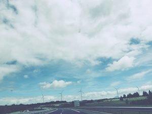 Highways in Poland.